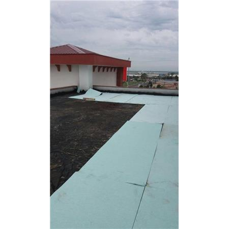 Teras Çatı İzoGuard Keçe Yalıtım-1