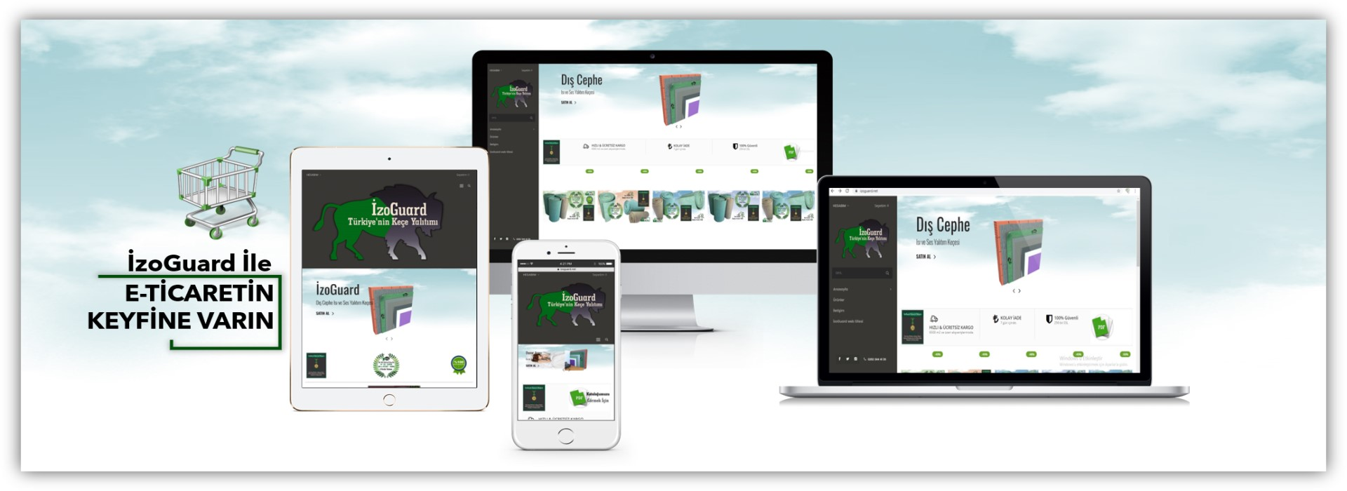 Online Satış Mağazamız